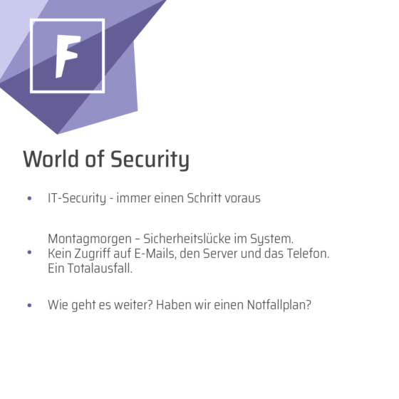 World of Security
