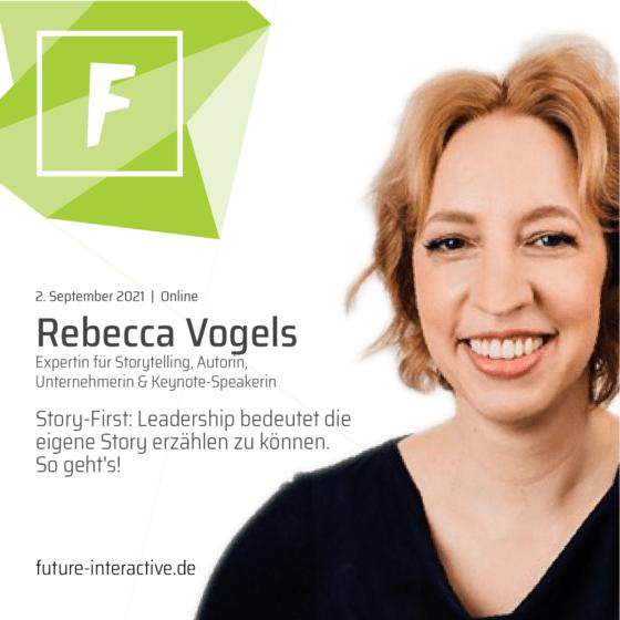 Future Interactive Voices Rebecca Vogels